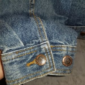 Stony River Jackets & Coats - Stony River 80's Vintage Denim Button Jacket sz XL